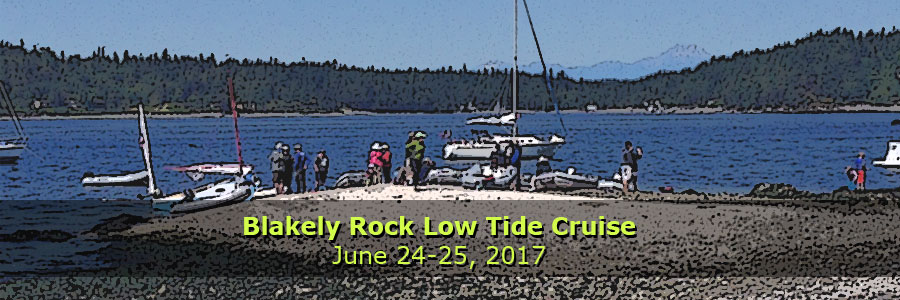 Corinthian Yacht Club of Seattle Cruise | Blakely Rock Low